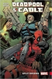 Deadpool And Cable TPB Split Second