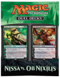 Magic the Gathering TCG: Nissa vs. Ob Nixilis - Duel Decks