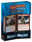 Magic the Gathering TCG: Duel Decks Mind vs. Might