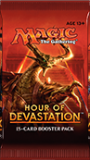 Magic the Gathering TCG: Hour of Devastation - Booster Pack