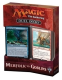 Magic the Gathering TCG: Merfolk vs. Goblins - Duel Decks