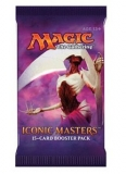 Magic the Gathering TCG: Iconic Masters - Booster Pack