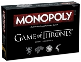 Game of Thrones Board Game Monopoly Collectors Edition EN - spoločenská hra