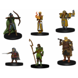 D&D Icons of the Realms (Dungeons & Dragons) - Starter Set