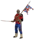 Iron Maiden Retro Action Figure Trooper Eddie 20 cm