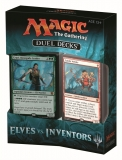 Magic The Gathering TCG: Duel Decks 2018 – Elves vs. Inventors