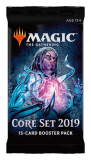 Magic The Gathering TCG: Core Set 2019 BOOSTER PACK