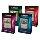 Magic The Gathering TCG: Commander 2018 - Deck Display (4)