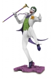 DC Core PVC Statue The Joker White Variant 28 cm