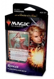 Magic the Gathering TCG: Throne of Eldraine - Planeswalker Deck (Rowan)