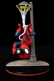 Marvel Comics Q-Fig Figure Spider-Man Spider Cam 14 cm