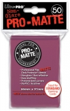 Obal UltraPRO Standard Matte 50ks – Blackberry