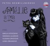 Amélie a tma (Audio na CD)