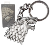 Kľúčenka Game of Thrones Metal Keychain Stark Sigil