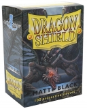 Obal Dragon Shield 100ks MATTE – čierny