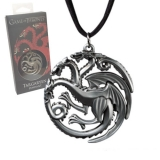 Prívesok Game of Thrones Pendant Targaryen Sigil Costume