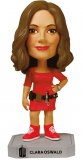 Doctor Who Wacky Wobbler Bobble-Head Clara Oswald 15 cm