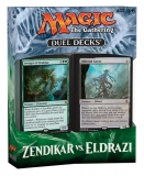 Magic the Gathering TCG: Zendikar vs. Eldrazi - Duel Decks