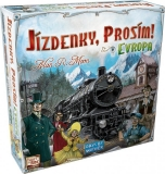Jízdenky, prosím! Evropa (Ticket to Ride Europe)