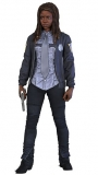 The Walking Dead TV Version Action Figure Serie 9 Constable Michonne 15 cm