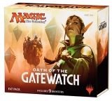 Magic the Gathering TCG: Oath of the Gatewatch - Fat Pack