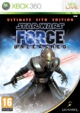 BX360 Star Wars: Force Unleashed Ultimate Sith Edition (BAZÁR)