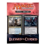 Magic the Gathering TCG: Duel Decks  Blessed vs. Cursed