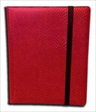 Album A4 LEGION - Dragonhide Binder - Red
