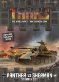 Tanks: Panther vs Sherman EN - Starter Set