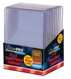 Obal UltraPRO TOPLOADER Super Thick for 180PT Cards 10ks