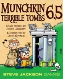 Munchkin EN - Expansion 6.5: Terrible Tombs
