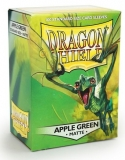 Obal Dragon Shield 100ks MATTE – zelený APPLE GREEN