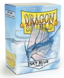 Obal Dragon Shield 100ks MATTE – modrý SKY BLUE