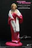 Gentlemen Prefer Blondes Action Figure 1/6 Marilyn Monroe Pink Dress 29 cm