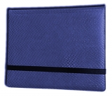 Album LEGION 8-pocket Dragonhide Binder BLUE