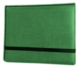 Album LEGION 8-pocket Dragonhide Binder GREEN