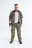 The Walking Dead Action Figure 1/6 Merle Dixon 30 cm