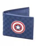 Peňaženka Captain America Civil War Wallet Shield Logo