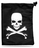Vrecko na kocky - Dice Bag - Treasure Nest - Skull & Bones