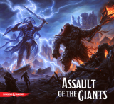 Dungeons & Dragons: Assault of the Giants EN - spoločenská hra