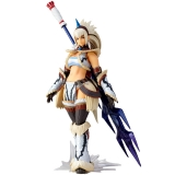 Monster Hunter X Vulcanlog Monhan Revo Hunter Swordswoman Kirin Series