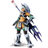 Monster Hunter X Vulcanlog Monhan Revo Hunter Swordswoman Kirin U Series