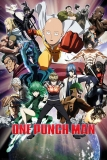 Plagát One Punch Man Poster Collage 61 x 91 cm