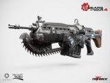 18/06 Gears of War 4 Replica 1/1 Custom Lancer 102 cm