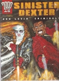 A - 2000 AD Sinister Dexter