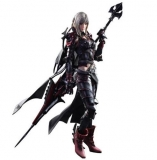 Final Fantasy XV Play Arts Kai Action Figure Aranea Highwind 27 cm