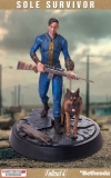 18/04 Fallout 4 Statue 1/4 Sole Survivor 53 cm