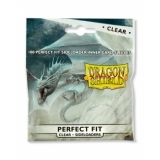 Obal Dragon Shield 100ks - PERFECT FIT Clear SIDELOAD