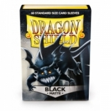 Obal Dragon Shield 60ks MATTE - Black