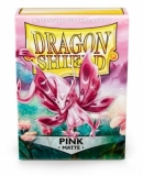 Obal Dragon Shield 60ks MATTE - Pink